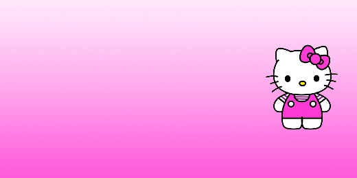 Twitter Headers - Hello Kitty Twitter Header Pink - Hipi.info