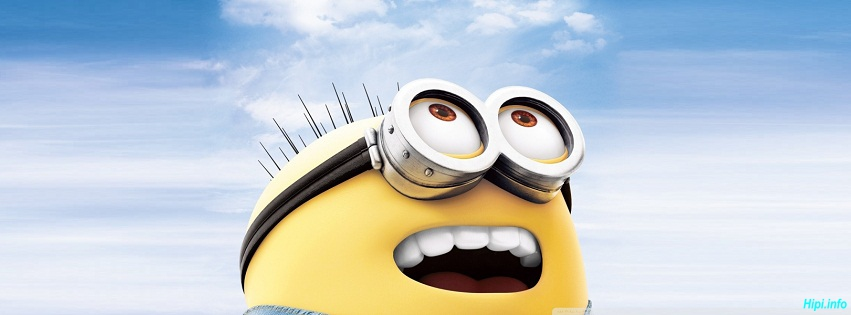 5 Minions Despicable Me Free Download Facebook Cover ...