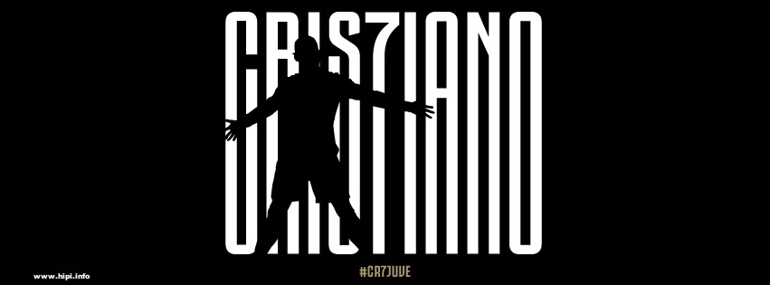 Cristiano Ronaldo Juventus Facebook Cover - Free Download