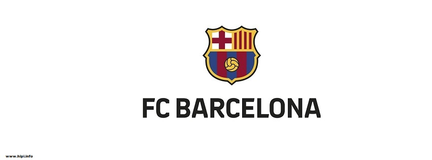FC Barcelona New Logo - Facebook Cover Free - Free Download