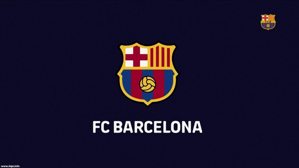 Fc Barcelona New Logo Wallpaper Free Free Download Hipi Info