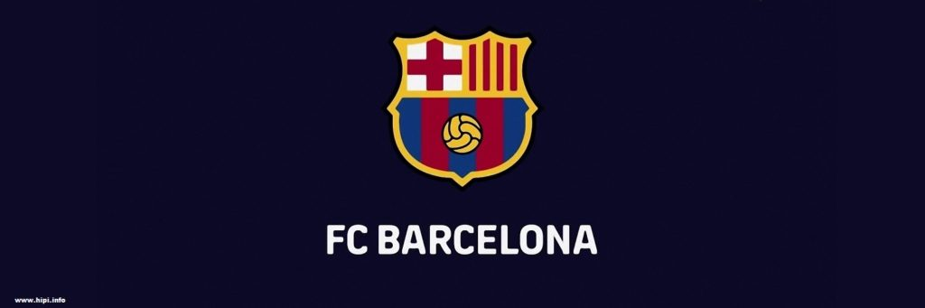 FC Barcelona Twitter Header 1500x500 Free Download