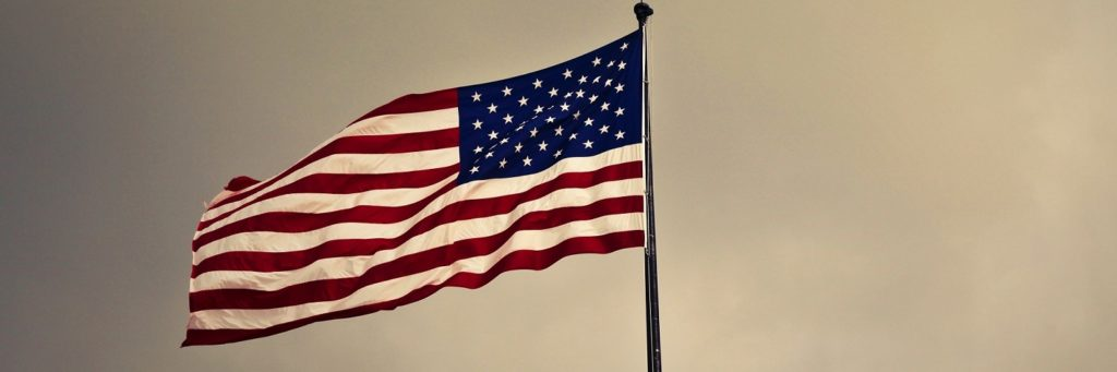 American Flag Twitter Header 1500x500 Free Download