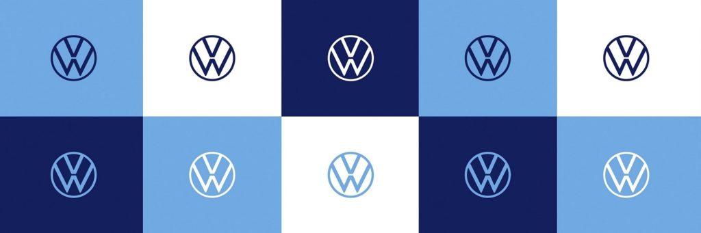 VW New Logo - Twitter Header 1500x500 - Free Download