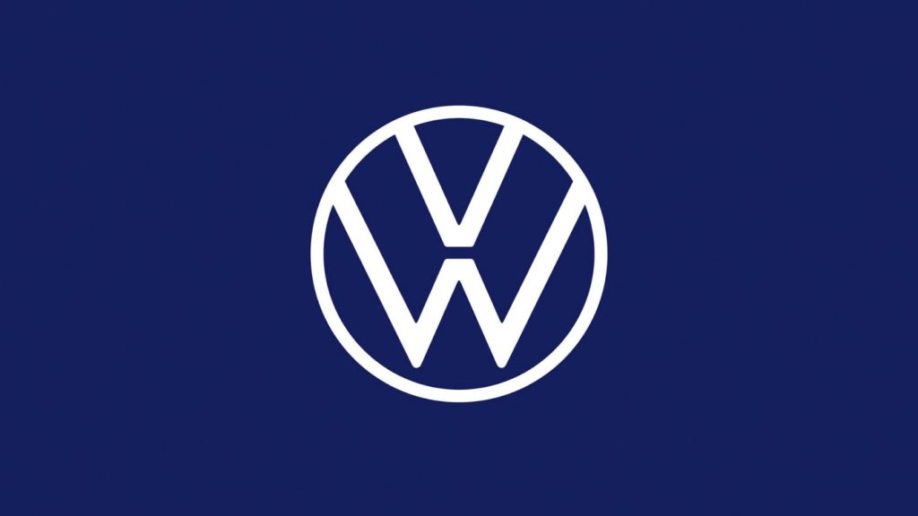 Volkswagen New Logo - Wallpaper Free - HD Free Download