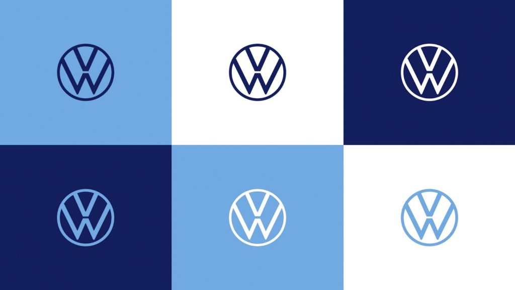 Volkswagen New Logo - HD Wallpaper Free - Free Download