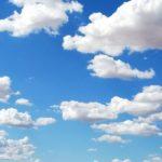 Clouds 1500×500 px Twitter Header