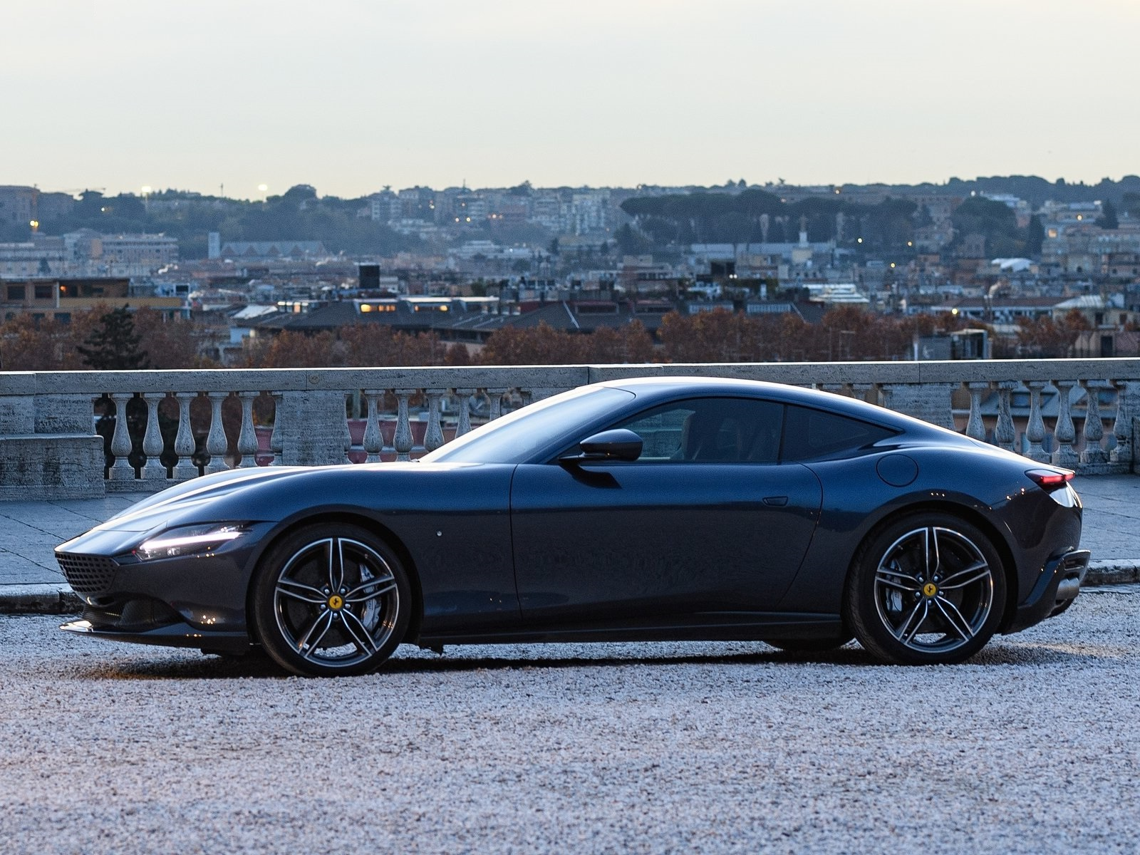 Ferrari Roma Hd Wallpaper Hipi Info